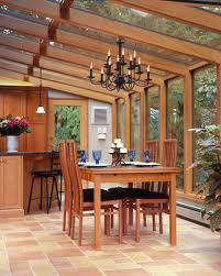 Sunroom additions inkdrop for Log home sunrooms
