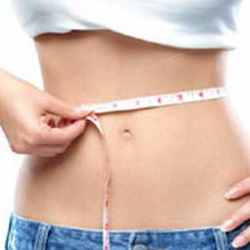 how to get slim without exercise and diet