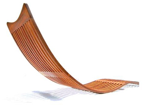 Contemporary wooden chair ideas eexploria for Another name for chaise lounge