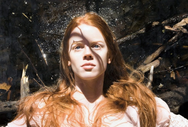 Yigal Ozeri painting